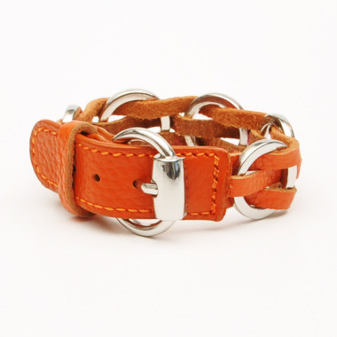 baglady-armband-jonna-orange