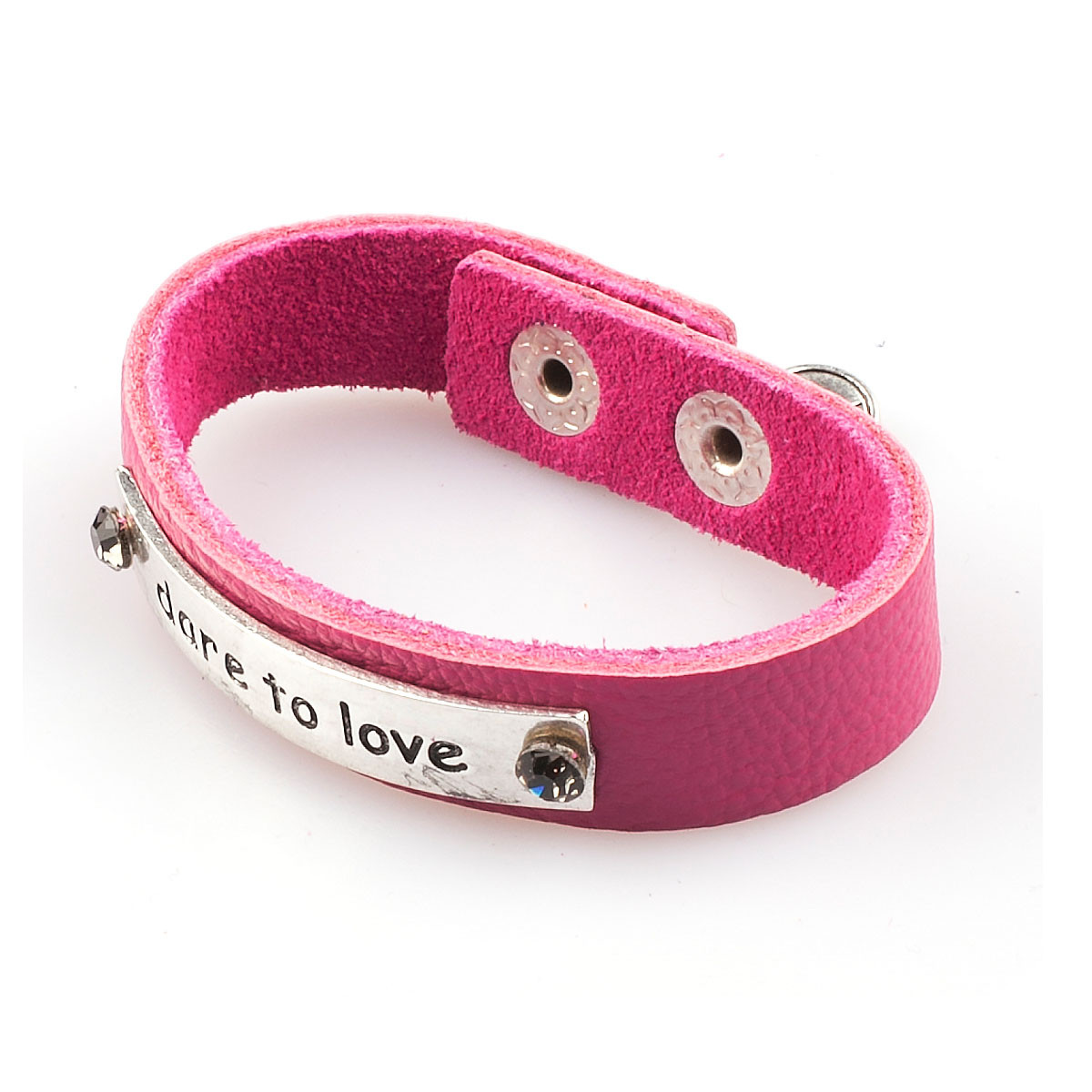 vaga-armband-dare-to-love-rosa